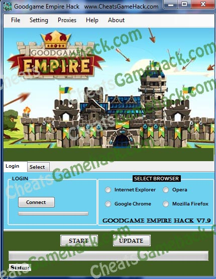 Goodgame Empire Hack Free Rubies – Coins