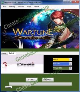 Wartune Hack