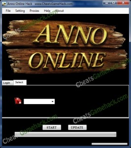 Anno Online Hack