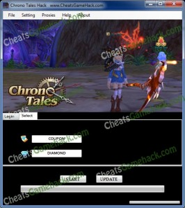 Chrono Tales Hack