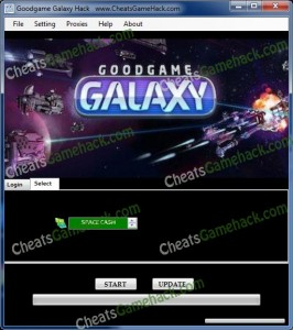 Goodgame Galaxy Hack