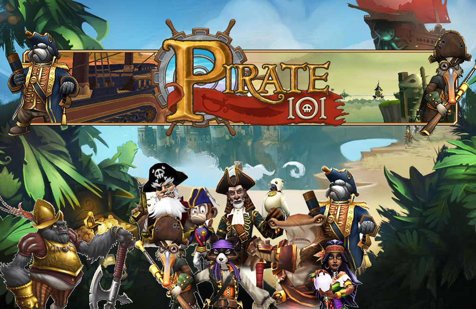 Pirate101 Hack 9 5 - Free generate Gold Crowns - Download