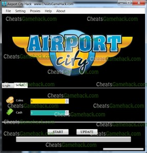 Airport City Trainer Bot