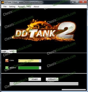 DDTank 2 Hack