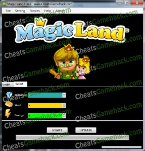 Magic Land Hack