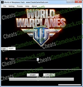 World of Warplanes Cheats