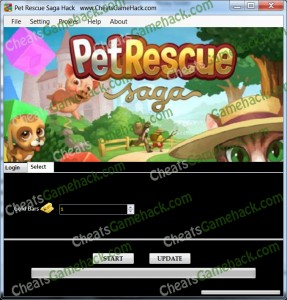 Pet Rescue Saga Cheats