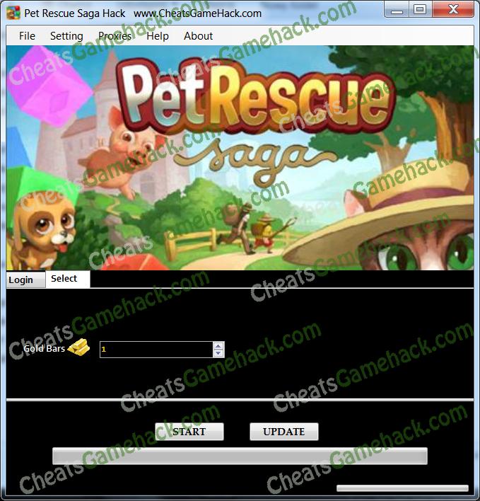 Pet Rescue Saga Hack v6 8 - Free Gold bars generate