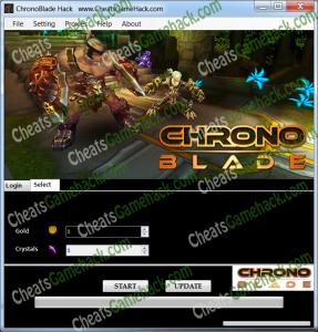 ChronoBlade Hack Tool