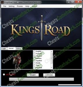kingsroad cheat tool скачать